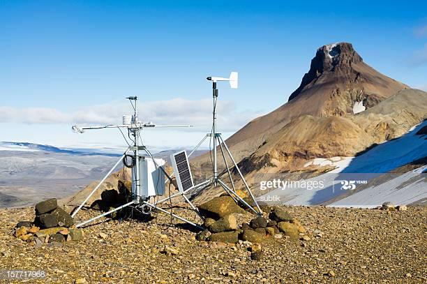 نرم افزار ایستگاه هواشناسی